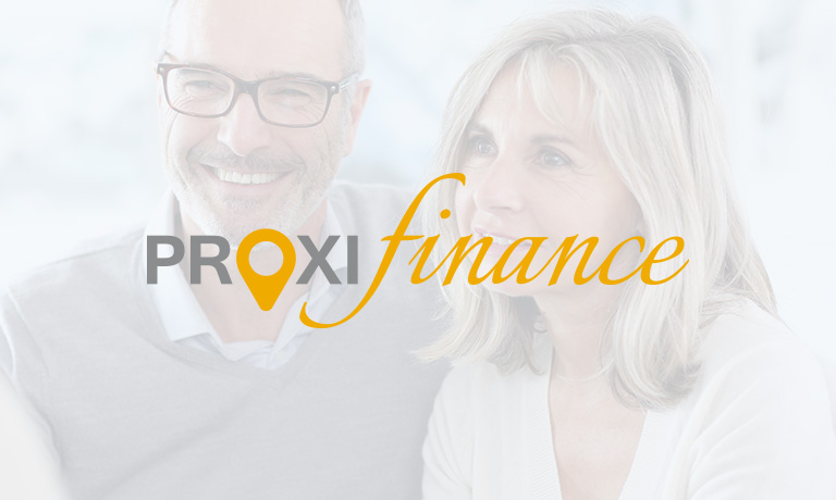 Création site Internet : Proxi Finance